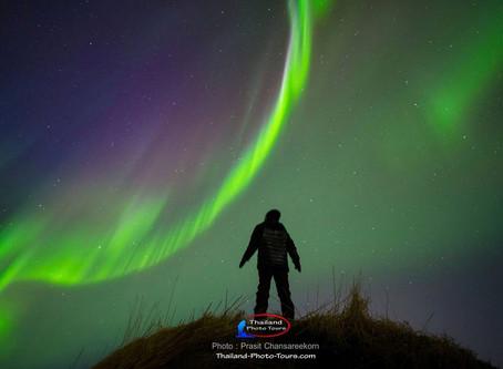 ทัวร์ชม แสงเหนือ ประเทศไอซ์แลนด์