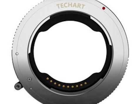 Shoten/Techart อะแดปเตอร์แปลงเม้าส์เลนส์ Nikon Z ไปใช้กับ Sony E