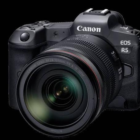 Canon EOS R5 สเปคจัดเต็ม 45 ล้านพิกเซล พร้อมด้วย R6 และเลนส์ RF ใหม่