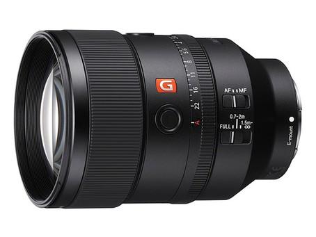 Sony New Full-frame 135mm F1.8 G Master
