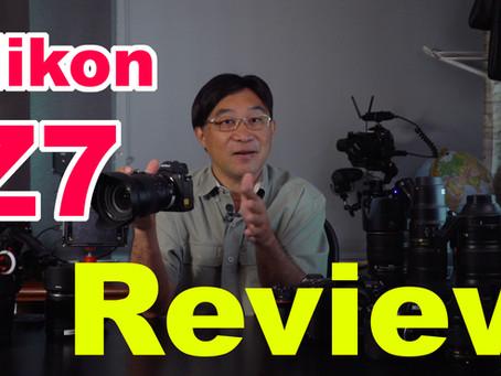 รีวิวกล้อง Nikon Z7