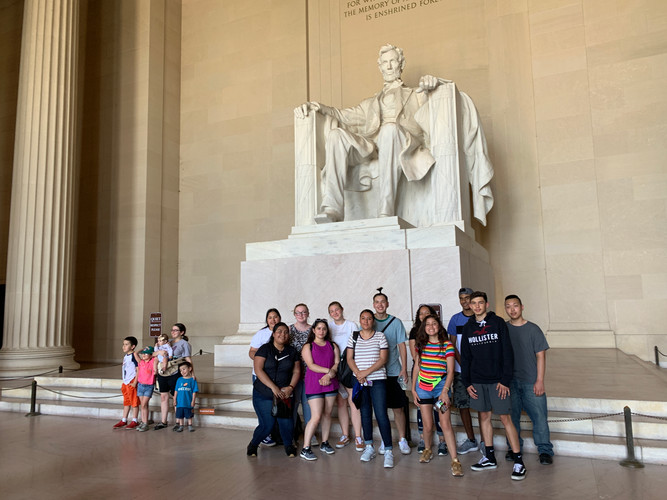 Washington DC Trip 2019