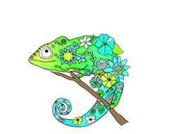 Energetic Chameleon