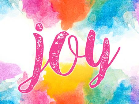 Living in Joy