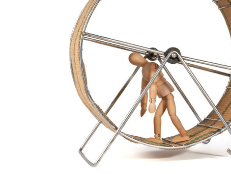 Change – Get off the Wheel!