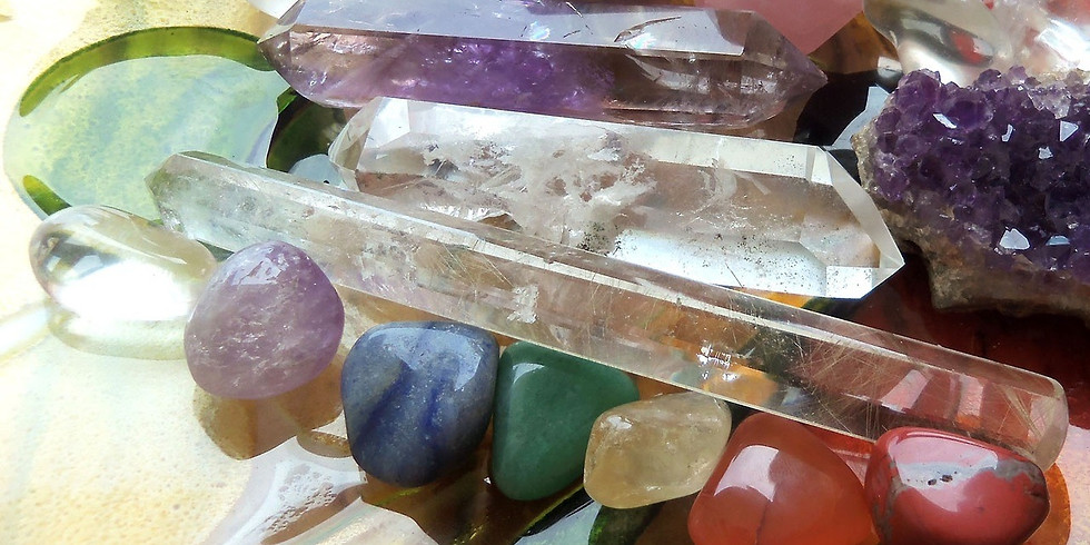 Curious About Crystals