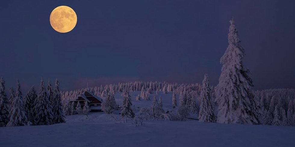 Winter Solstice Full Moon Event - Sold Out -