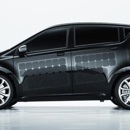 Carro elétrico e movido à Energia Solar: conheça o Sion