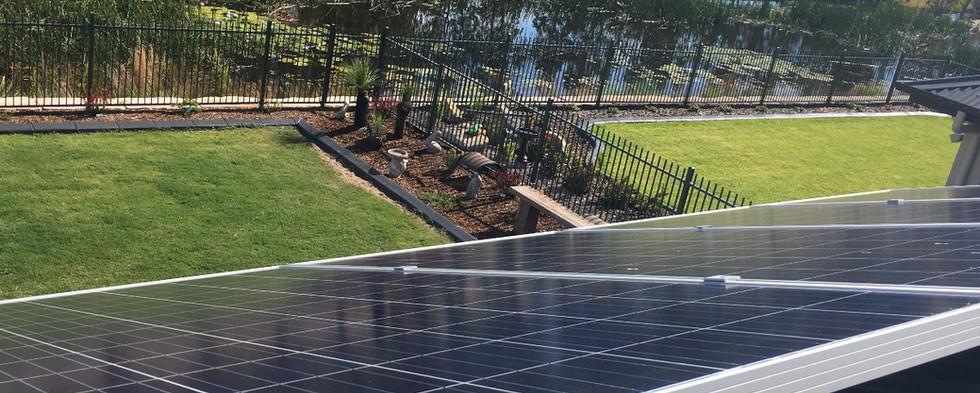Residencial solar