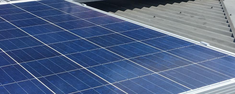 Energia solar em detalhe