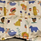 Thumbnail: Velcro Back Wrap - Wili Heat Bags - Pattern Fabrics)