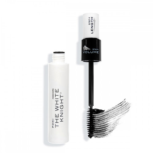 PONI COSMETICS - White Knight Mascara