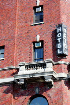 Historic The Jane Hotel, New York.