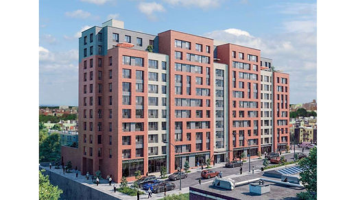 Mixed use: Multi-family Residential, Retail Development