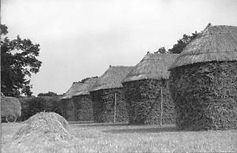 Stacks at Heath Farm 1938.jpg