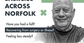 Older Adult Exercise Across Norfolk