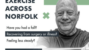 Older Adult Exercise Across Norfolk