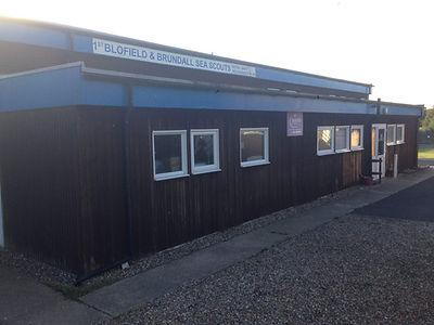 Blofield & Brundall Sea Scouts Building.