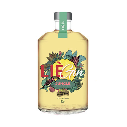 LièGin - Jungle -Ananas Mangue