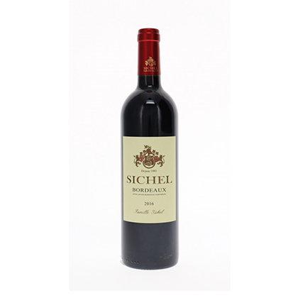 Bordeaux - Sichel - 6 x 75 cl