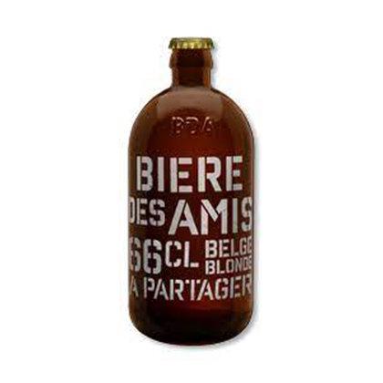 Bières des amis - 66cl à partager