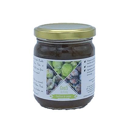 Pom de Vicky - Confiture artisanale de Prunes