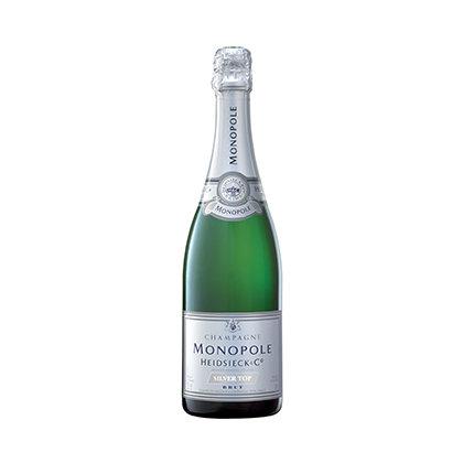 Champagne - Heidsieck & C° - Monopole - Silver Top