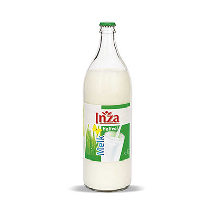 Inza - Demi-écrémé 1 l