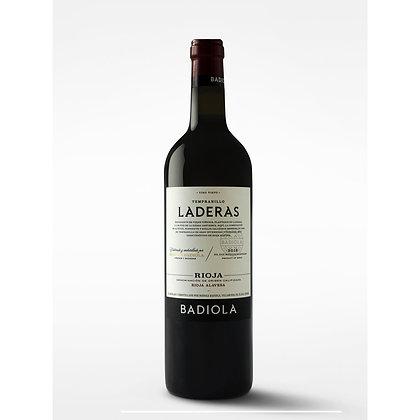 Tempranillo des Laderas - Rioja Alavesa - Badiola - 6 x 75 cl