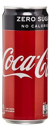 Coca-Cola Zero 24x33 cl