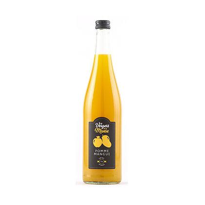 Les vergers de la Manse - Pomme Mangue - 75 cl