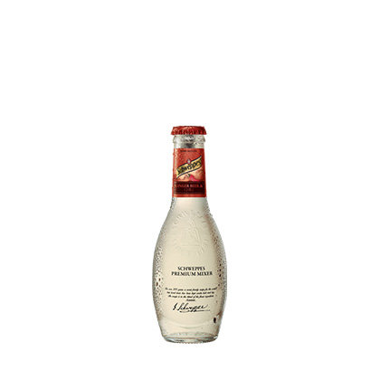 Schweppes Premium - Ginger beer & Chili