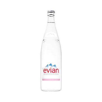 Evian plate 1 l
