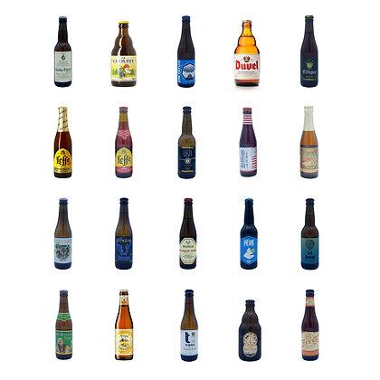 Composez votre pack de 12 bières