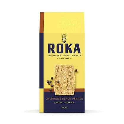 Roka - Cheddar Cheese - Oignon
