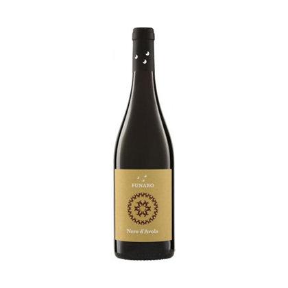 Nero d'Avola - Funaro - DOC - Vino Biologico