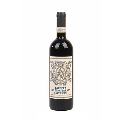 Gaudio - Barbera Del Monteforte Superiore - DOCG - 6 x 75 cl