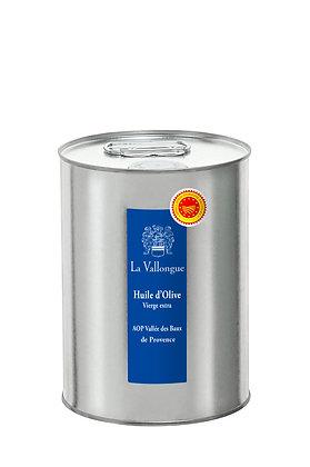 """Huile d'olive fruité vert """"La Vallongue AOP Baux de Provence"""""""