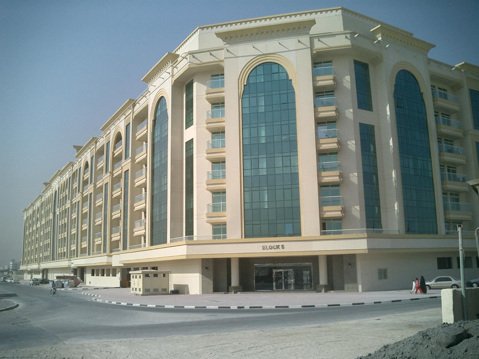 Dubai Residetial Oasis-5