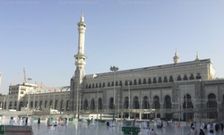 Extension of Holy Mosque 8