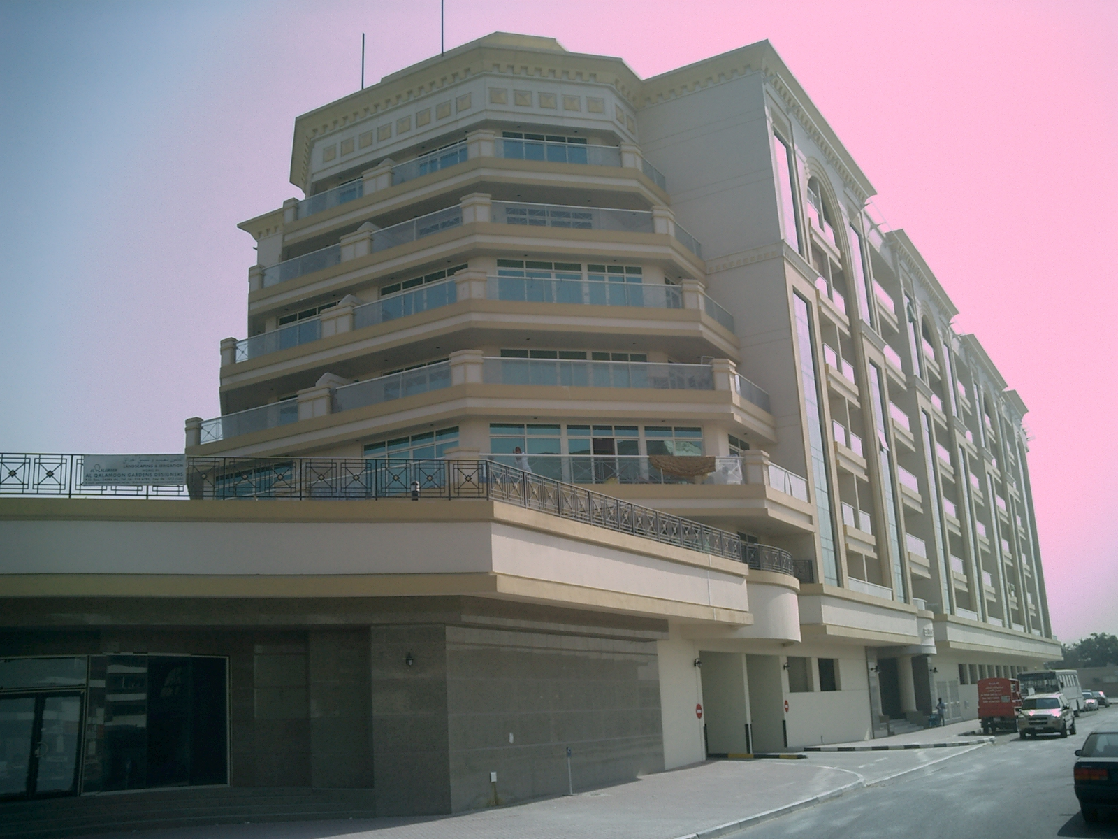 Dubai Residetial Oasis-2