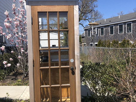 Visiting the Phone of the Wind in Provincetown