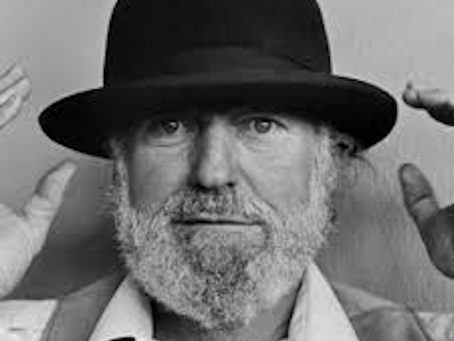 Safe home Lawrence Ferlinghetti ~ 2/23/21