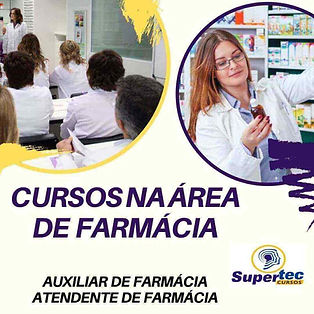 curso de farmácia em suzano
