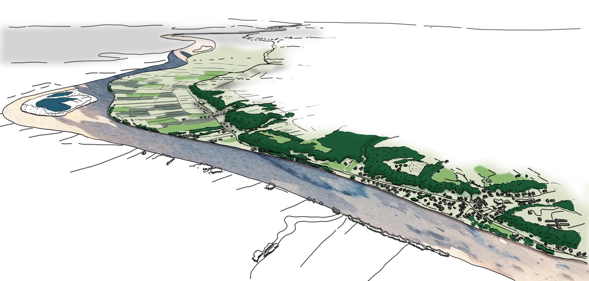 Plan de paysage