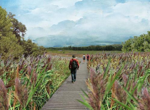Etude de valorisation des paysages et des patrimoines de l'île - programmation paysagère