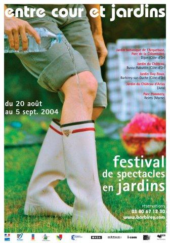 Festival Entre cour et jardins