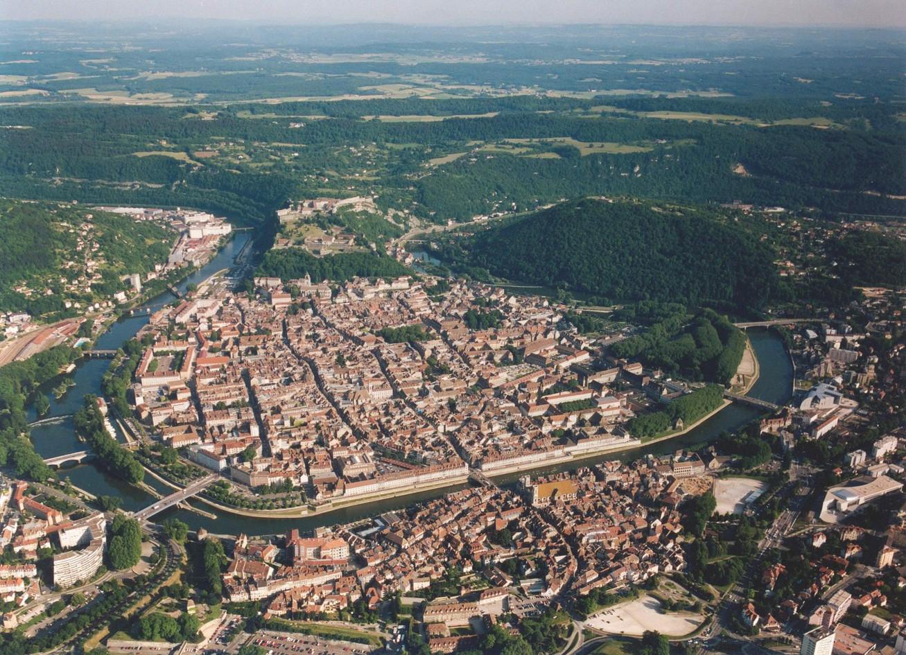Etude paysagère Grand Besançon Métropole
