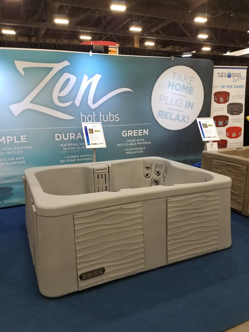 ZEN TUB-4 PERSON