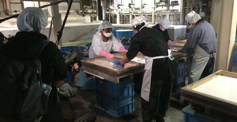 NHK『ロクいち!福岡』3月4日(水曜日)放送予定 葛(くず)(福岡県域で夕方6時10分~)